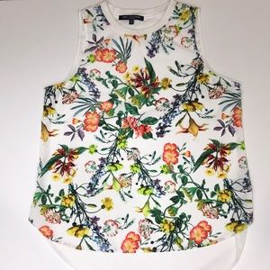 🦃TURKEY DAY SALE! One Clothing Floral sleeveless